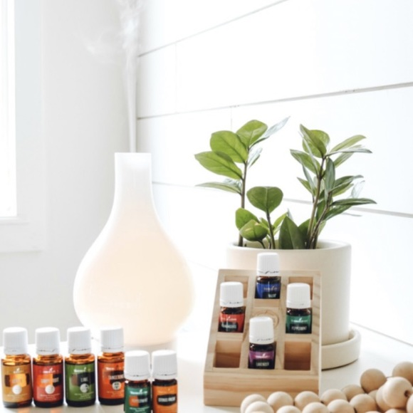 Young Living Lucia artisan diffuser